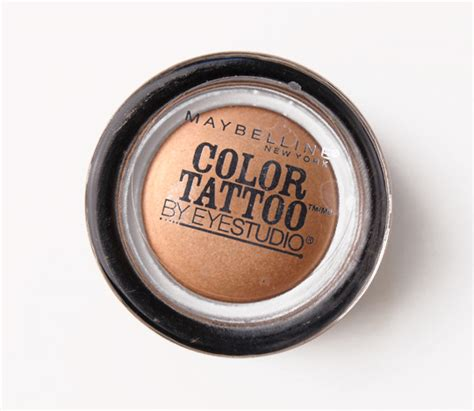 nasty cat tattoo 24 hour maybelline color 24 hour eyeshadows review photos
