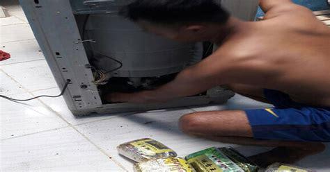 Mesin Cuci Batam lagi bnn ungkap penyelundupan sabu lewat mesin cuci di