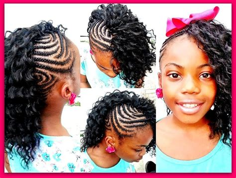 show pix of braid the best hairstyle crochet side mohawk slow motion picture