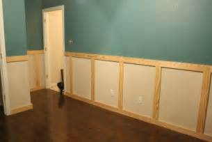 How To Install Wainscoting Wainscoting Installation Stage 1 The Savvy Bee