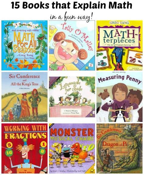 teaching math with picture books 9 colorful ways to learn math edventures with