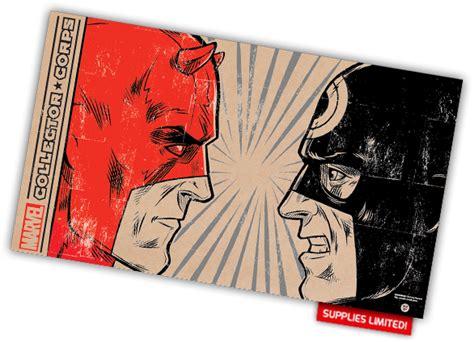 Marvel Collector Corps Showdowns Daredevil Series february s marvel collector corps theme revealed