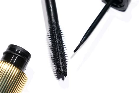 6 Christian Mascaras Which Mascara To Buy by Christian Louboutin Les Yeux Noirs The Look Book