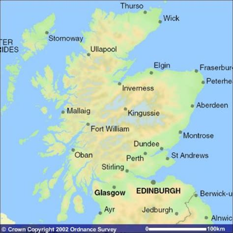 vacation scotland with itineraries coach trips or self