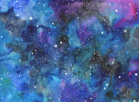 tutorial watercolor galaxy project by ana victoria calder 243 n from quot modern watercolor