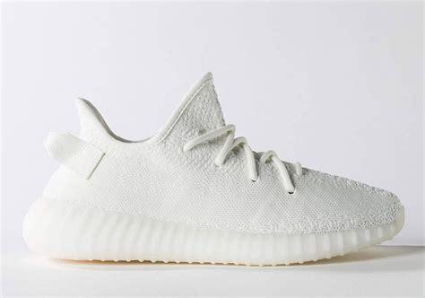 Adidas Yezzy Boost 350 V2 White 1 adidas yeezy boost 350 v2 white cp9366 bb6373 sneakernews