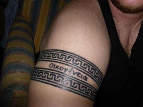 simple armband tattoo 40 best armband tattoos
