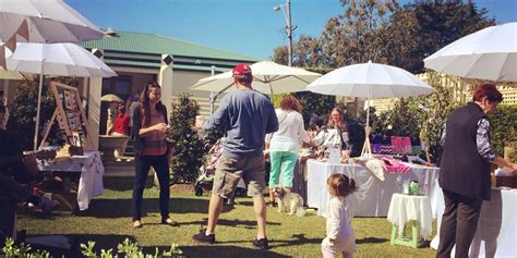 Handmade Markets Brisbane - redcliffe handmade market events the weekend edition