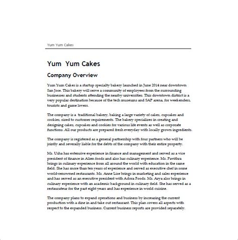 business plan for cake business from home home plan gt gt 19