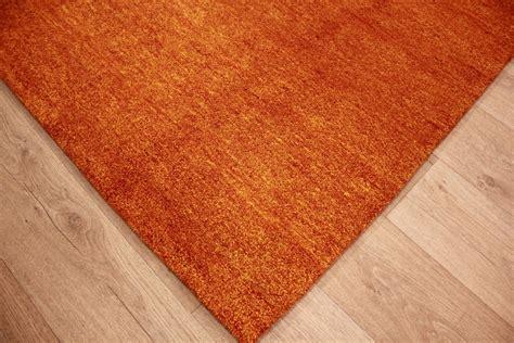 orient teppich orient teppich quot gabbeh quot reine wolle 287x196 cm orange
