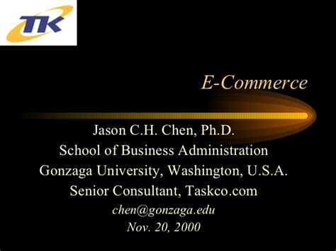 E Commerce Ppt For Mba by E Commerce Ppt