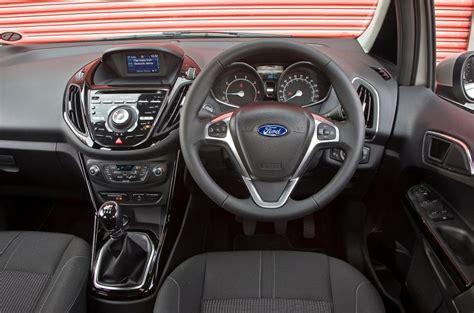 B Max Interior by Ford B Max Interior Autocar