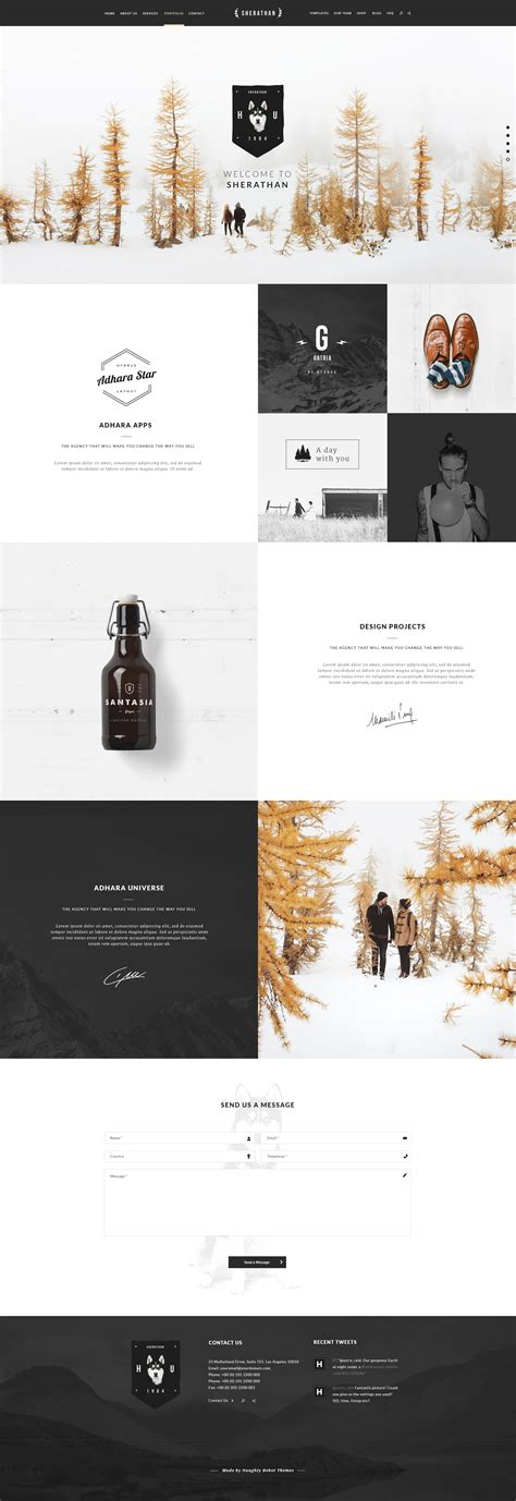 product layout design inspiration hydrus responsive multi purpose psd template by
