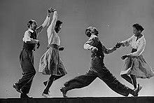 swing dance wikipedia lindy hop wikipedia