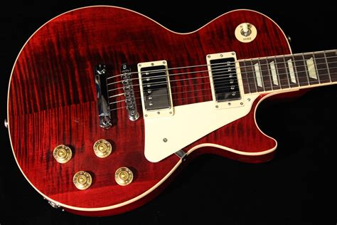 Gitar Les Paul Gibson gibson les paul traditional t 2016 wine gino