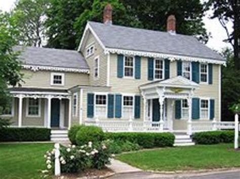 types of colonial houses different type of houses people live in different types of