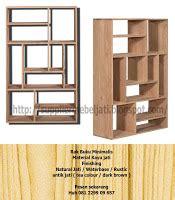Jual Rak Buku Jepara jual mebel furniture rak lemari buku minimalis