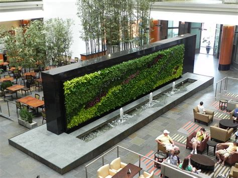 interior garden wall living green walls the wallpaper of the future is alive