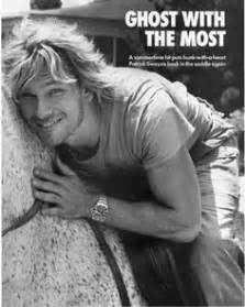 patrick swayze last photo in bed name patrick horse2 jpg views 1470 size 92 1 kb