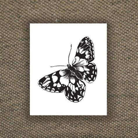 tattoo butterfly vintage vintage butterfly temporary tattoo