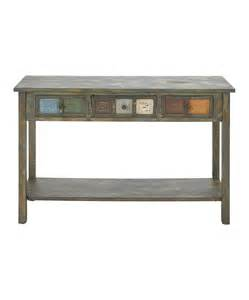 Rustic Console Table Rustic Console Table Zulily