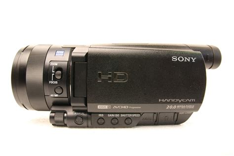 Sony Hdr sony hdr cx900 hd camcorder rent from 52 month