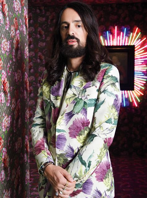 Designer Of The Moment Gucci by Alessandro Michele The New W Magazine