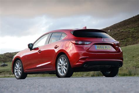 mazda 3 hatchback review 2013 parkers
