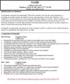 Best Resume Format For Cabin Crew Freshers by Format Of Resume For Cabin Crew Freshers Weddingsbyesther