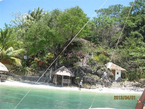 cabaling resort guimaras map cottage picture of cabaling resort guimaras