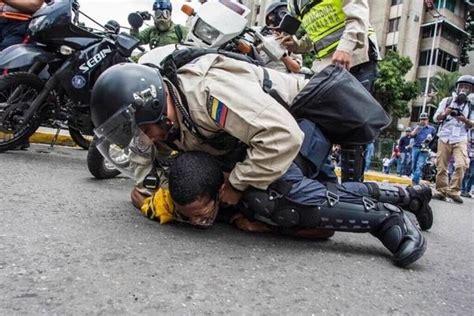 imagenes de protestas en venezuela hoy como tania d 237 az dijo hoy quot no hay fotograf 237 as de polic 237 as
