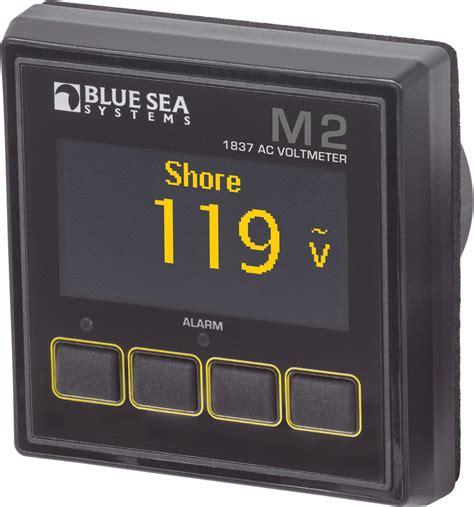 Fort Ac Digital Voltmeter 1display U Panel Metering m2 ac voltmeter blue sea systems