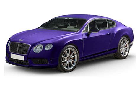 dark purple bentley bentley continental in india features reviews