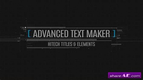 adobe after effects text templates free free after effects projects stock footage and