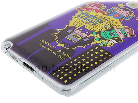 Casing Samsung Galaxy Note 4 Justice League All Logo Custom Hardcas samsung galaxy note 3 justice league x korejanai dc comics