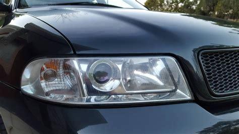 audi a4 b5 headlights increasing headlight output a4 b5