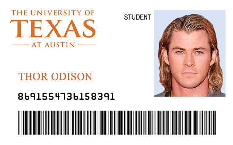 www id the university of texas ut austin student id id viking
