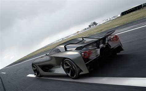Nissan 2020 Gran Turismo by Nissan Concept 2020 Vision Gran Turismo The Real Driving