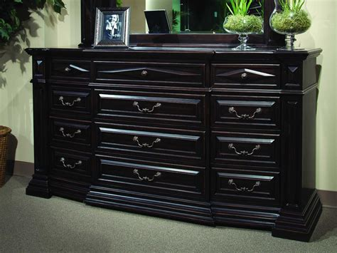 Marbella Bedroom Furniture A R T Furniture Marbella Noir Bedroom Set At2441352615set