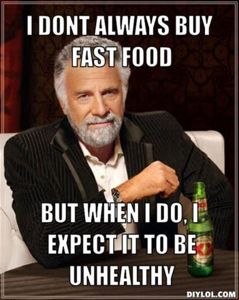 Food Memes - unhealthy food memes image memes at relatably com