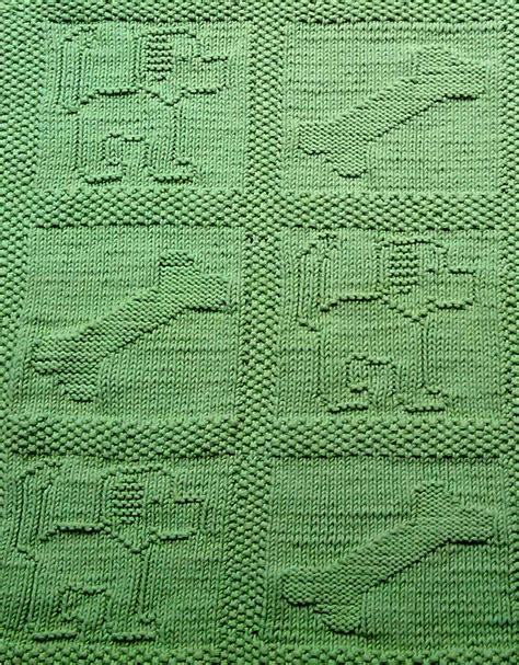 free knitting pattern motifs block baby blanket knitting patterns in the loop knitting