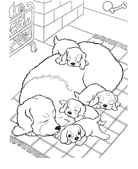 coloring pages of guide dogs family coloring pages breeders guide