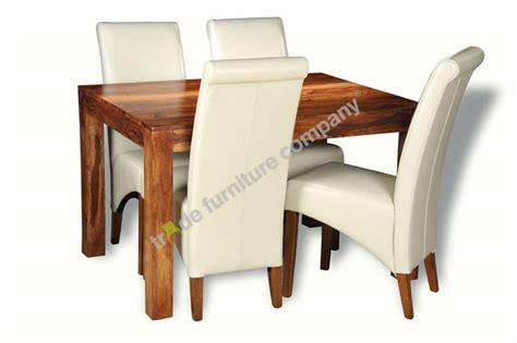 cube dining table and chairs cube dining table and 4 rollback chairs