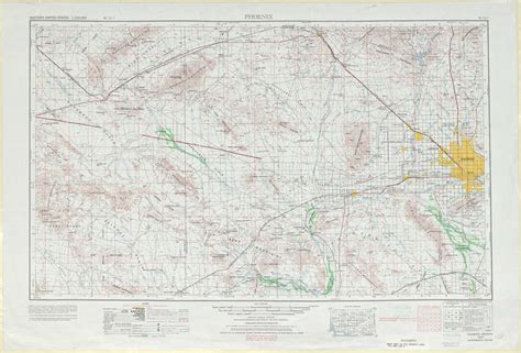 arizona topographical map topographic maps az usgs topo 33112a1 at 1