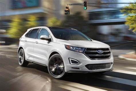 electric and cars manual 2013 ford edge parking system 2018 ford 174 edge sport suv model highlights ford com