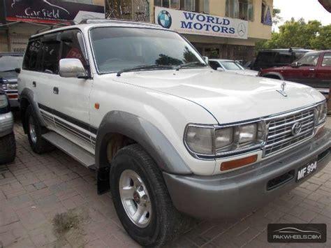 1998 Toyota Land Cruiser Toyota Land Cruiser 1998 For Sale In Islamabad Pakwheels