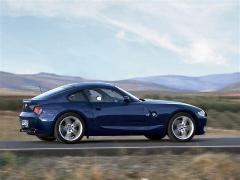 2006 bmw z4 m coupe rear side 1280x960 wallpaper