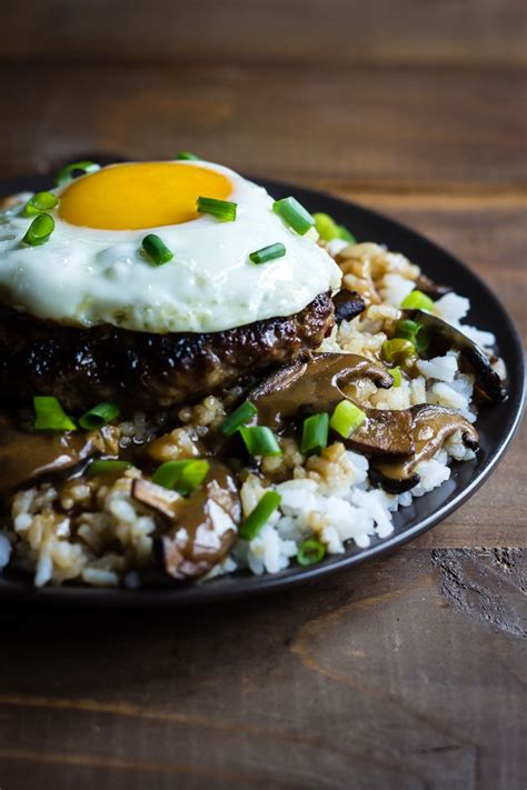 hawaiian comfort food pi 249 di 25 fantastiche idee su loco moco su pinterest