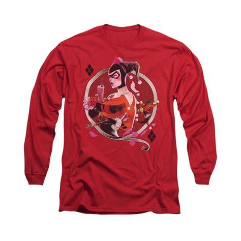 T Shirt Q harley quinn shirt q sleeve t shirt harley