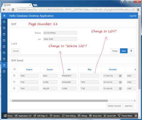 oracle xmlelement tutorial oracle apex master details tutorial